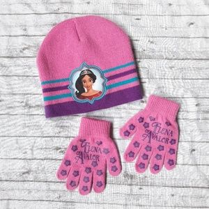 Disney's Elena of Avalor Hat and Gloves
